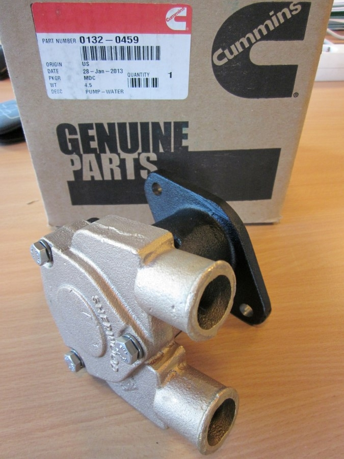 SIM-Holland-132-0459-Impeller-pump-Onan-(old 132-0358)-for-Onan-7-to-11-kW