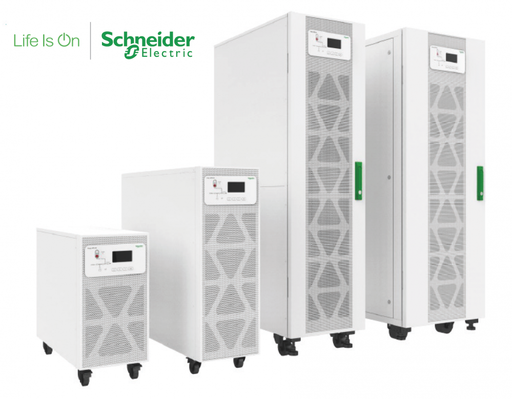 SIM Holland_Easy UPS_Schneider Electric